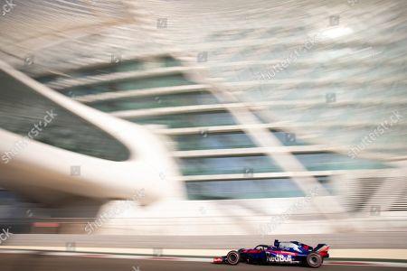 Editorial picture of Formula One Grand Prix of Abu Dhabi, United Arab Emirates - 24 Nov 2018