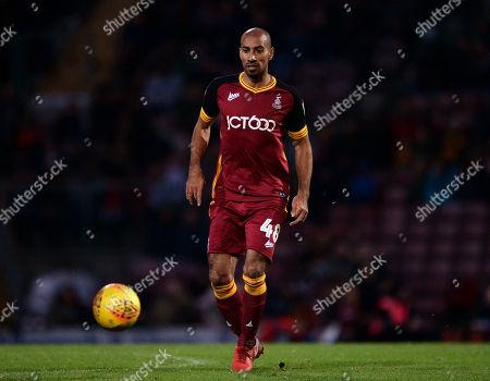 Karl Henry of Bradford City