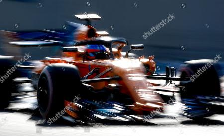 Motorsports: FIA Formula One World Championship 2018, Grand Prix of Abu Dhabi, World Championship;2018;Grand Prix;Abu Dhabi, #2 Stoffel Vandoorne (BEL, McLaren Honda),