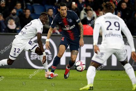 Editorial picture of Paris Saint Germain vs  Toulouse FC, France - 24 Nov 2018