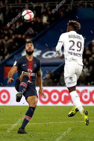 Editorial image of Paris Saint Germain vs  Toulouse FC, France - 24 Nov 2018