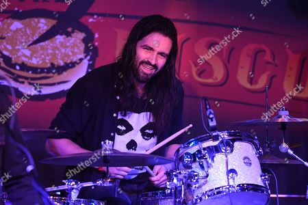 Stock Picture of Jay Weinberg