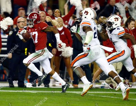 Auburn Tigers v Alabama Crimson Tide Stock Photos (Exclusive