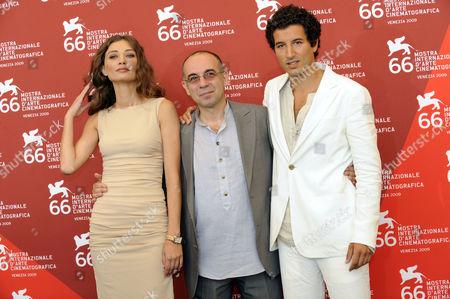 Margaret Made, Director Giuseppe Tornatore, Francesco Scianna