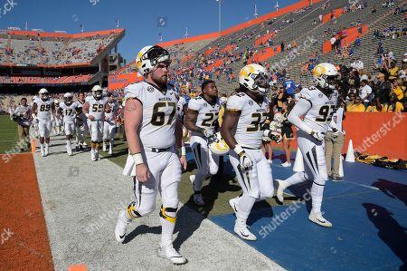 Editorial image of Missouri Florida Football, Gainesville, USA - 03 Nov 2018
