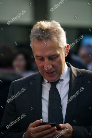 Stock Picture of Ian Paisley Jr MP