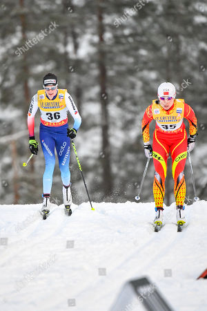 Editorial image of FIS Cross Country World Cup in Ruka, Finland - 25 Nov 2018