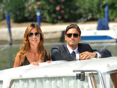 Piersilvio Berlusconi and Girlfriend Silvia Toffanin
