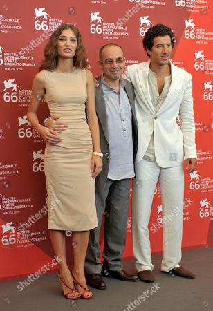 Margaret Made, Giuseppe Tornatore and Francesco Scianna