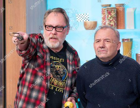 Vic Reeves and Bob Mortimer