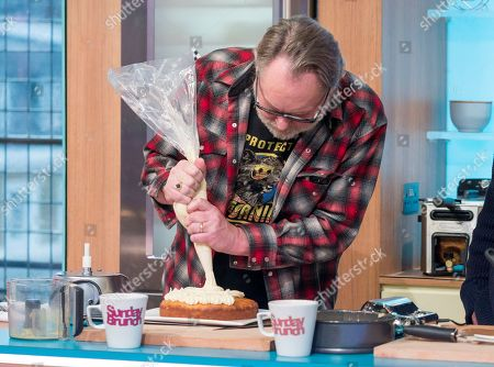 Stock Image of Vic Reeves