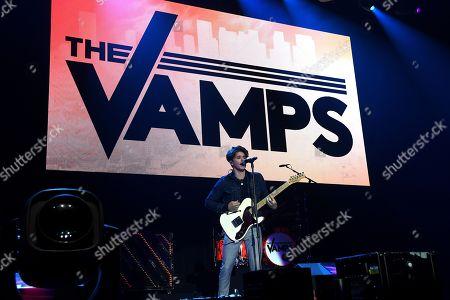 Bradley Simpson- The Vamps