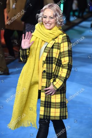 Editorial picture of 'Ralph Breaks the Internet' film premiere, London, UK - 25 Nov 2018