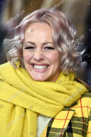 Stock Picture of Sarah Cawood