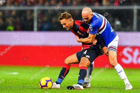 Editorial image of Genoa CFC vs UC Sampdoria, Italy - 25 Nov 2018