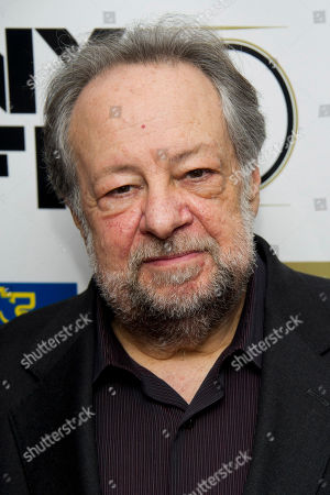 "In a Sept. 28, 2012 photo, Ricky Jay attends the premiere of ""Life of Pi"" at the 50th annual New York Film Festival opening night gala in New York. Jay, a magician, historian of oddball entertainers and actor who appeared in ""Boogie Nights"" and other films, died of natural causes at his home in Los Angeles, according to his manager Winston Simone. He was 72"