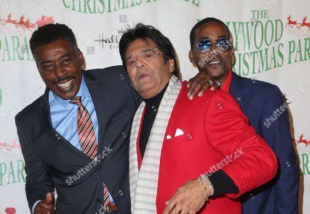 Ernie Hudson, Erik Estrada, Miguel A. Nuñez Jr.