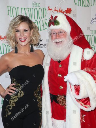 Editorial photo of 87th Annual Hollywood Christmas Parade, Los Angeles, USA - 25 Nov 2018