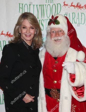 Deidre Hall, Santa Claus