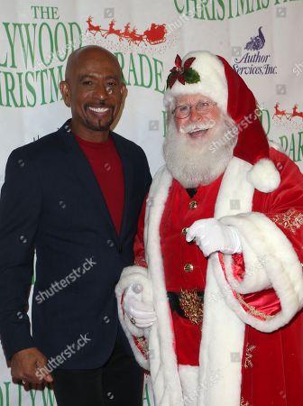 Montel Williams, Santa Claus