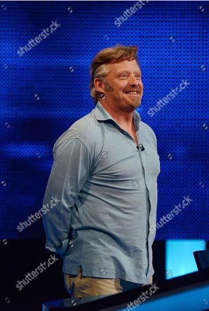 Editorial image of 'The Chase: Celebrity Special' TV Show, Episode 8, UK  - 02 Dec 2018