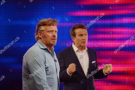 Editorial picture of 'The Chase: Celebrity Special' TV Show, Episode 8, UK  - 02 Dec 2018