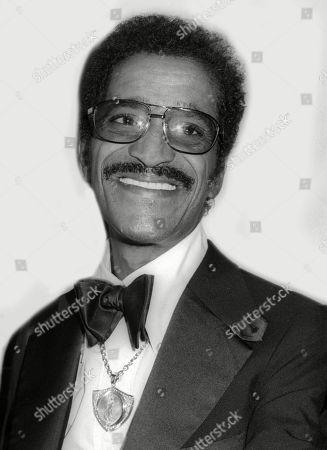 Sammy Davis Jr USA New York City