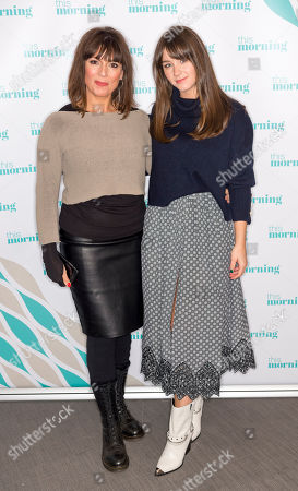 Stirling Gallacher and Brooke Vincent
