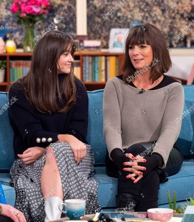 Brooke Vincent and Stirling Gallacher