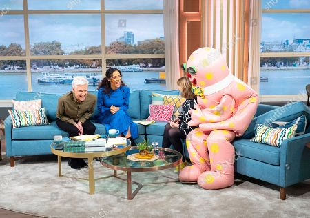 Editorial photo of 'This Morning' TV show, London, UK - 26 Nov 2018