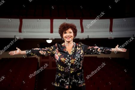 Iciar Bollain poses during a photocall for her movie 'Yuli' in Madrid, Spain, 26 November 2018. The movie opens in Spanish theaters on 14 December.