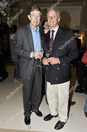 Henry Kelly and Neil Hamilton