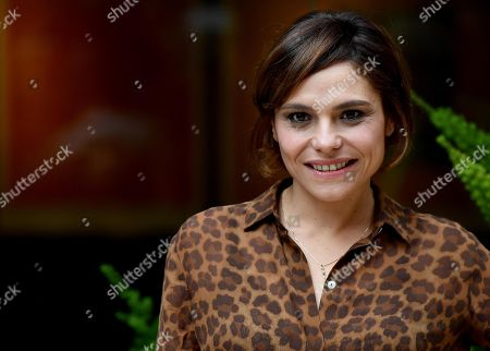 Antonia Truppo poses during a photocall for 'Se son rose...' in Rome, Italy, 26 November 2018. The movie opens in Italian theaters on 29 November.