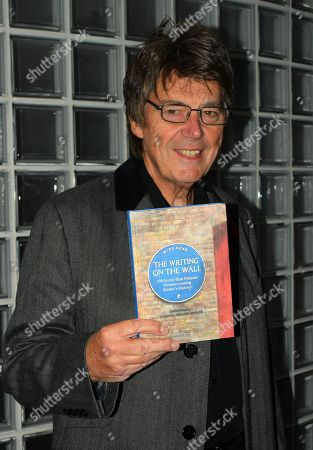 Editorial picture of Mike Read in Wantage, UK - 22 Oct 2018