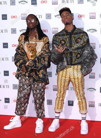Stock Photo of Misunderstood - Stephan Benson and Jeffrey Okyere