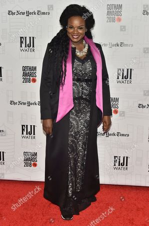 Editorial picture of Independent Filmmaker Project's 28th Annual Gotham Awards, Arrivals, New York, USA - 26 Nov 2018