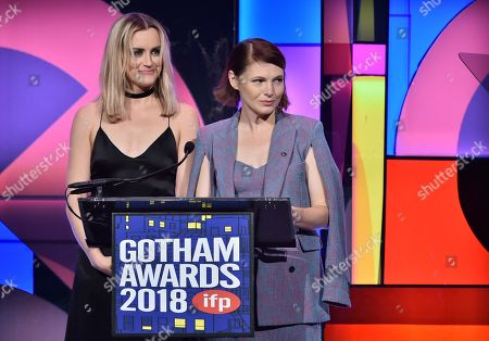 Editorial image of Independent Filmmaker Project's 28th Annual Gotham Awards, Inside, New York, USA - 26 Nov 2018