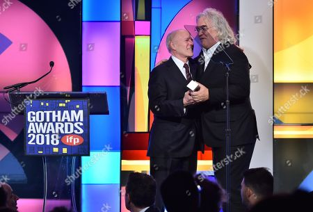 Frank Marshall and Paul Greengrass