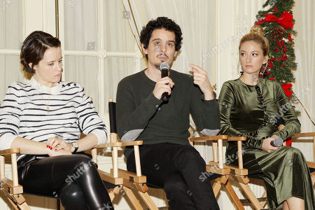 Claire Foy, Damien Chazelle (Director First Man), Olivia Hamilton