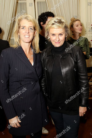 Rory Kennedy (Director Above And Beyond), Tina Brown