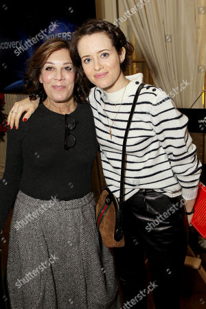Peggy Siegal, Claire Foy