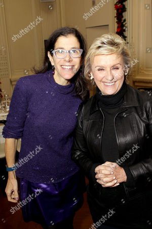 Stock Picture of Alexandra Pelosi, Tina Brown