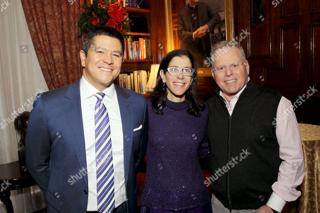 Editorial photo of New York Q&A and Reception for Discovery's 'Above And Beyond: NASA's Journey to Tomorrow' and Universal's 'Firts Man', USA - 26 Nov 2018