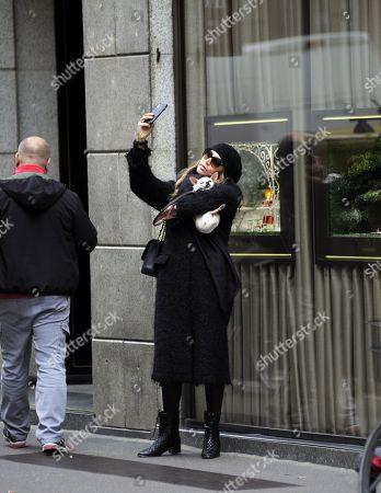 Stock Picture of Cecilia Capriotti