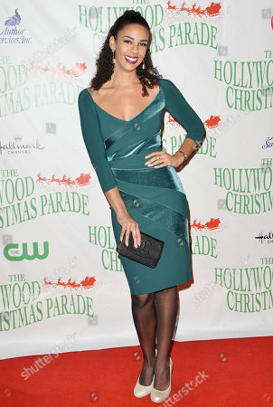 Editorial picture of 87th Annual Hollywood Christmas Parade, Los Angeles, California, USA - 25 Nov 2018