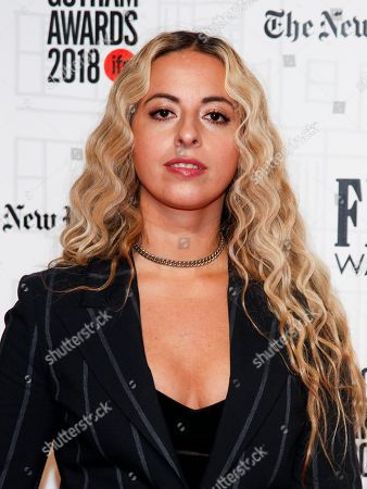 Editorial picture of 2018 IFP Gotham Awards - Arrivals, New York, USA - 26 Nov 2018