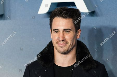 Editorial image of 'Aquaman' film premiere, London, UK - 26 Nov 2018