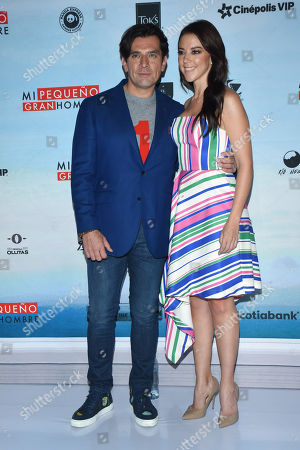 Jorge Salinas, Fernanda Castillo
