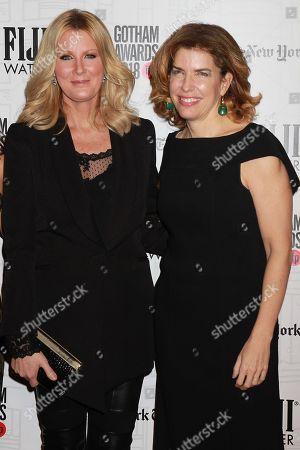 Sandra Lee and Julie Menin