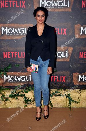 Editorial photo of 'Mowgli: Legend Of The Jungle' film premier, Mumbai, India - 25 Nov 2018